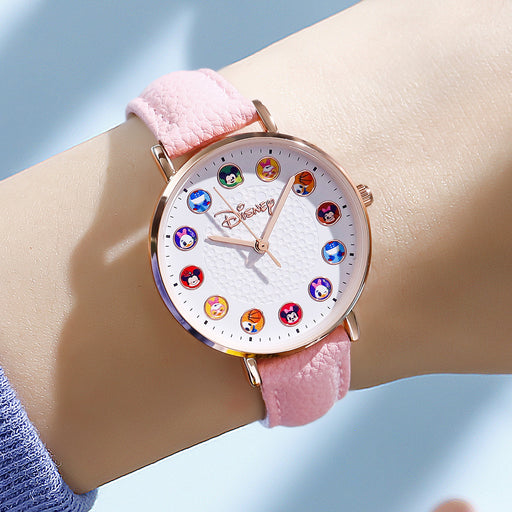 Kawaii  Japanese  Korean  Mickey cartoon watch