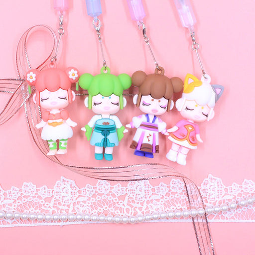 Kawaii  Japanese  Korean -Popular Costume Fairy Pendant Pendant Gel Pen