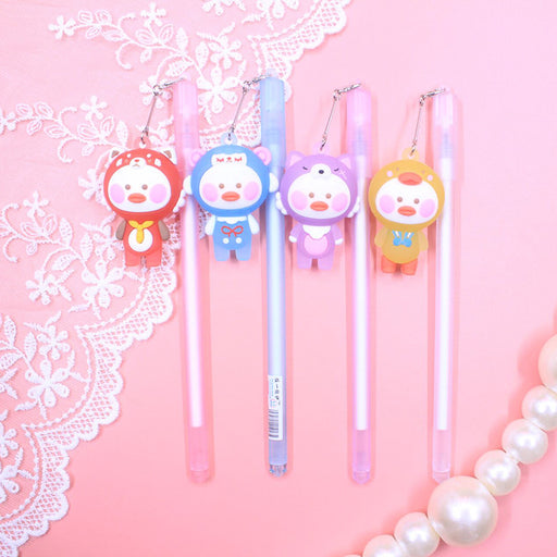 Kawaii  Japanese  Korean Cartoon Pendant Pendant Pen Gel Pen
