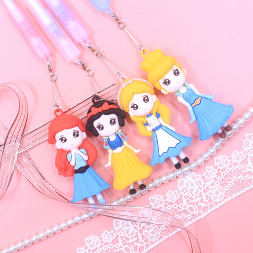 Kawaii  Japanese  Korean -Anime Princess Series Pendant Pendant Pen Girlfriend Pen