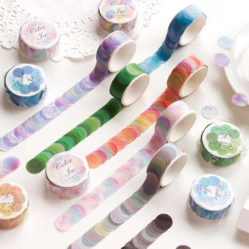 Kawaii  Japanese  Korean Collage dot tape