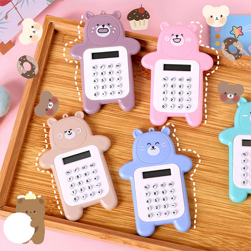 Kawaii Japanese Korean cartoon portable portable small mini computer