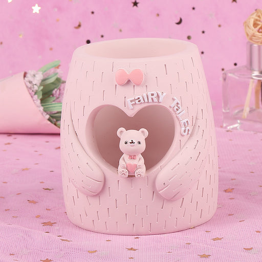 Love Bear Pen Holder