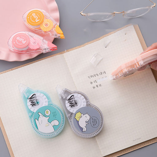 Kawaii Japanese Korean cat correction tape