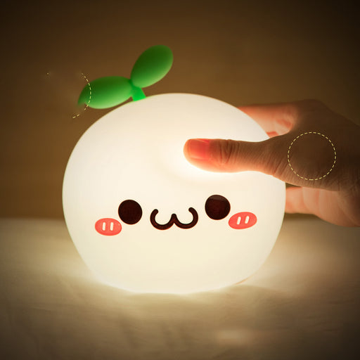 Long Grass Yan Tuanzi Silicone Night Light