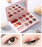 Kawaii  Japanese  Korean  Girly Starry Sky Matte Glitter 12 Color Eyeshadow Palette