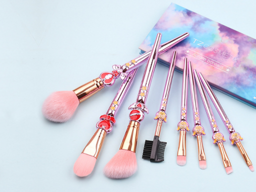 Kawaii  Japanese  Korean Sailor Moon Waist Makeup Brush
