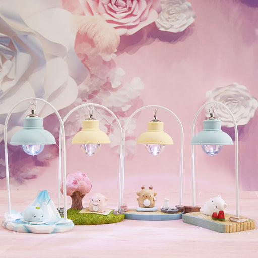 Aesthetic Happy Girl  Sumikko Small Table Lamp