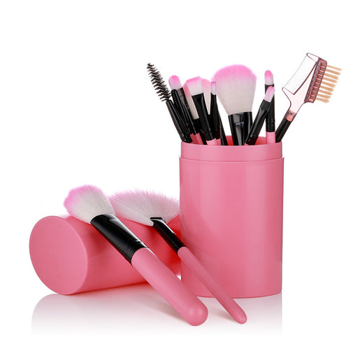 Cute Gradient Makeup Brush