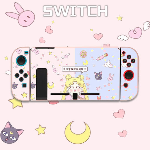Kawaii  Japanese  Korean  Sailor Moon Switch Host Protective Shell