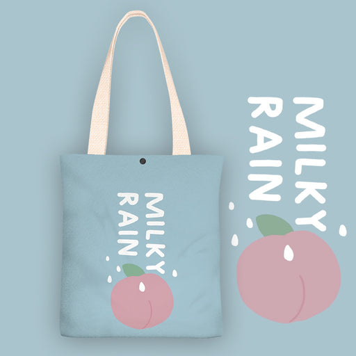 Japanese Fruit Portable Canvas Bag