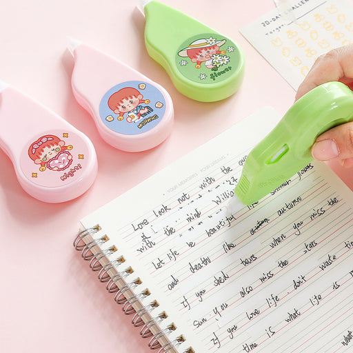 Kawaii  Japanese  Korean Cute Girly Heart Correction Band