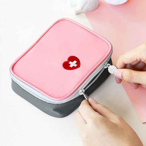 Aesthetic Multifunctional Medical First Aid Kit
