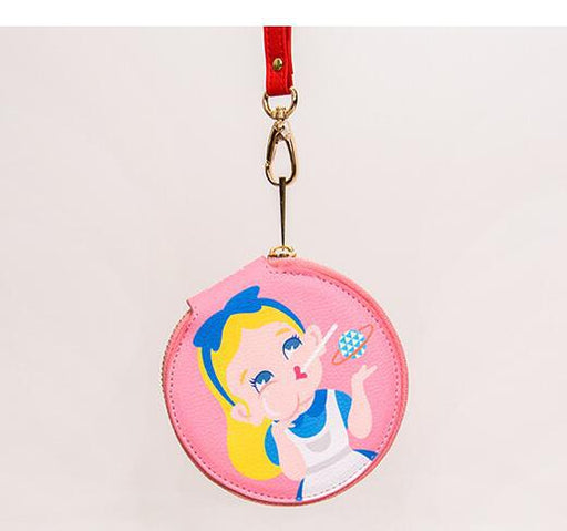 Kawaii Korean Japanese Lollipop Bag Cute Girl Biscuit Fresh Coin Wallet