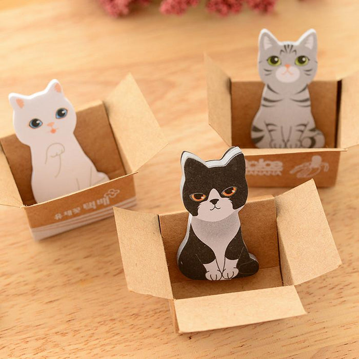 Kawaii  Japanese  Korean Cat Sticky Note