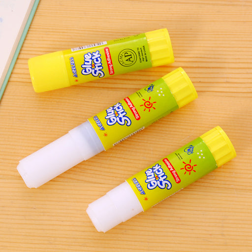 Kawaii Japanese Koreanins solid glue stick / learning office supplies manual DIY solid super glue