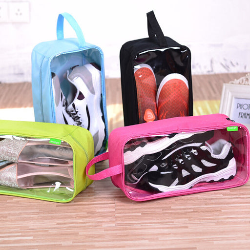 Aesthetic Travel Waterproof Shoe Bag