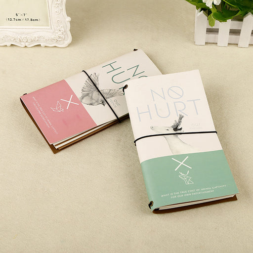Traveler's Notebook - Korean Kawaii Japanese Style