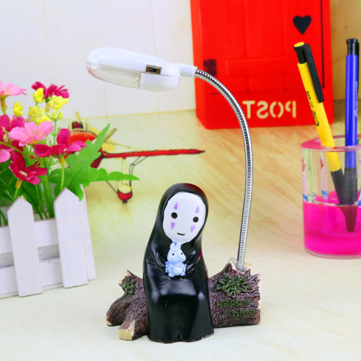 Kawaii  Japanese  Korean -zakka anime no face night light