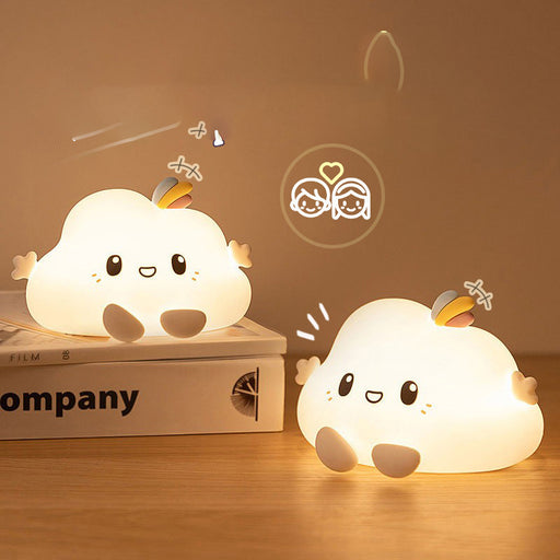 Kawaii  Japanese  Korean Cute Cloud Pat Light