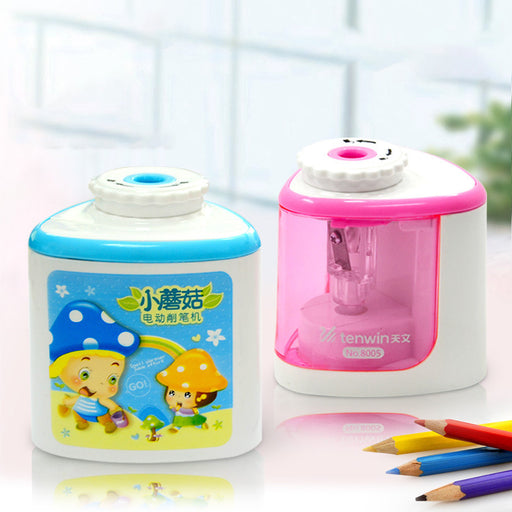 Kawaii  Japanese  Korean  Time-saving and labor-saving electric pencil sharpener