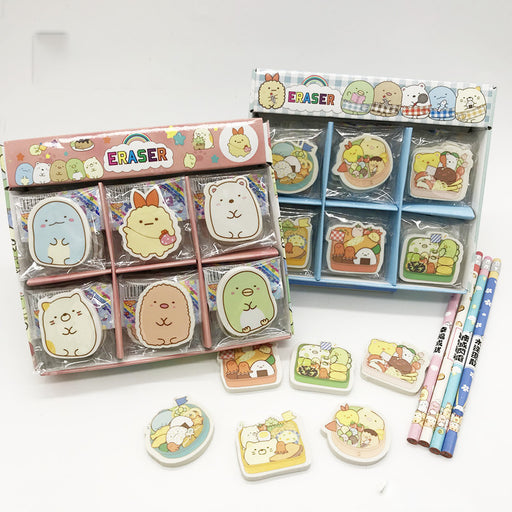 Kawaii  Japanese  Korean Sumikko cool erasers kawaii erasers