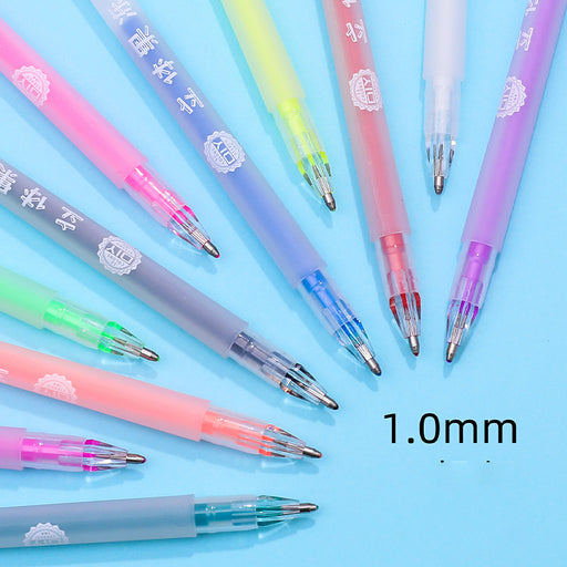 Kawaii  Japanese Korean  Marker color pen graffiti painting pen highlighter