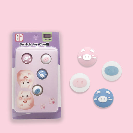 Kawaii  Japanese  Korean Piggy Switch Rocker Cover Handle
