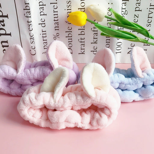 Kawaii  Japanese  Korean -Three-dimensional cat ear headband