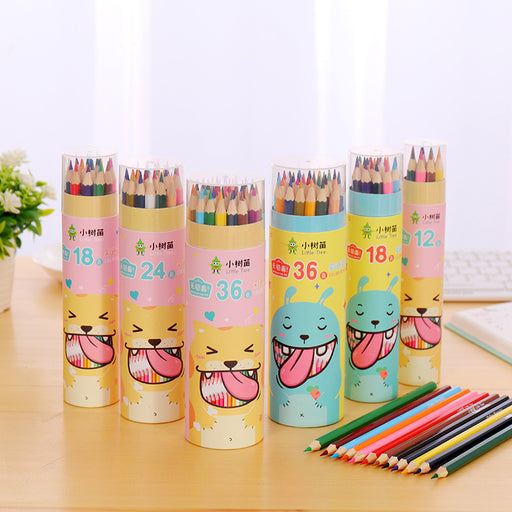 Kawaii  Japanese  Korean colour pencils