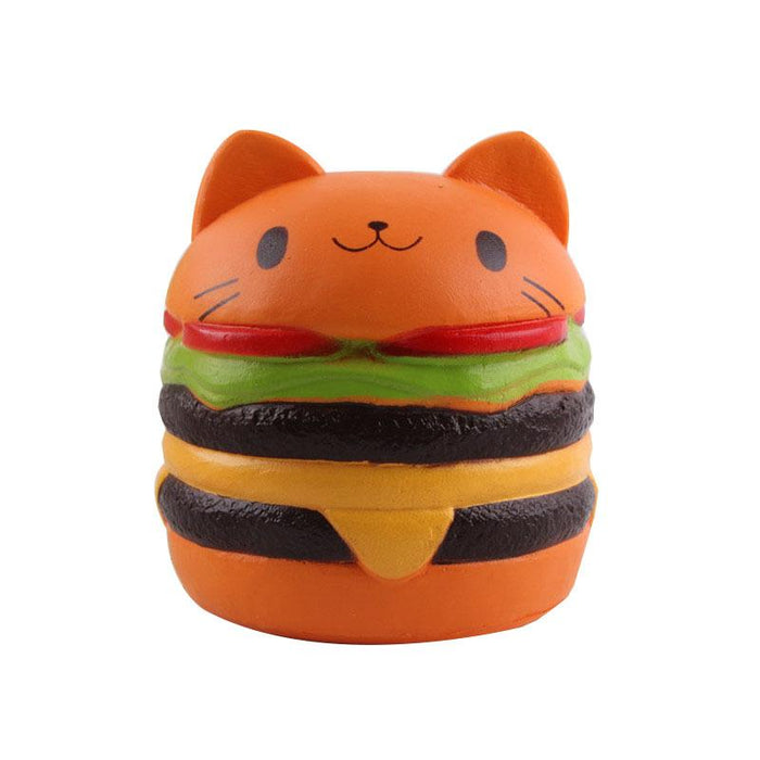 Silly Squishy - Hamburger Squishy