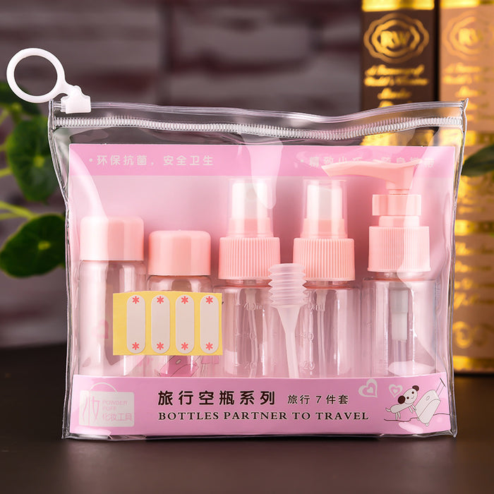 Kawaii  Japanese  Korean Travel empty bottle dispenser