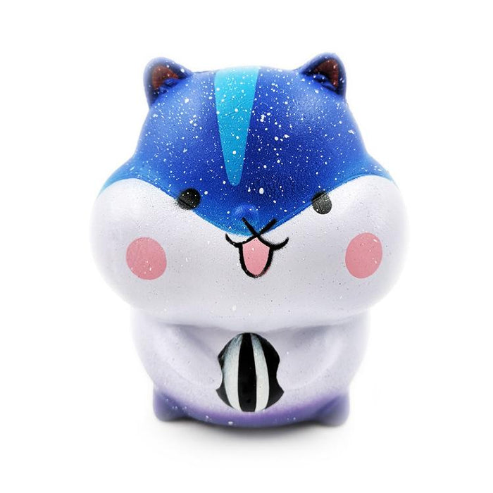 Silly Squishy - Squishy the starry sky hamster