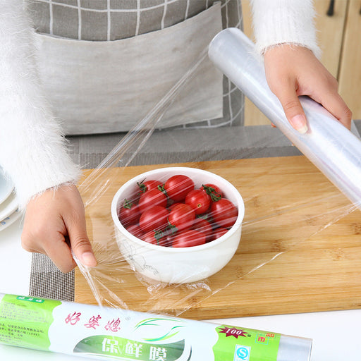 Aesthetic Fruits  Vegetables Plastic Wrap