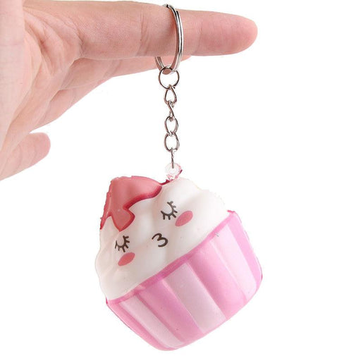 Silly Squishy - Kawaii Korean Japanese Small Cake Holiday Promotion Gift Doll Squishy