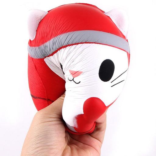 Silly Squishy - Kawaii Korean Japanese Slow Rebound Christmas Cat Toys Squishy