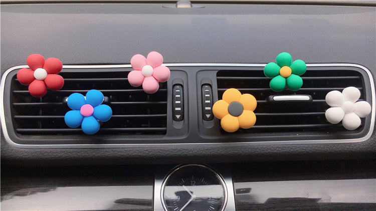 Car Aromatherapy Air Conditioning Air Outlet Perfume Clip