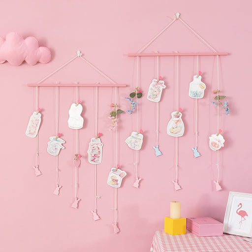 Pink Girl Heart Room Decoration Wall Decoration