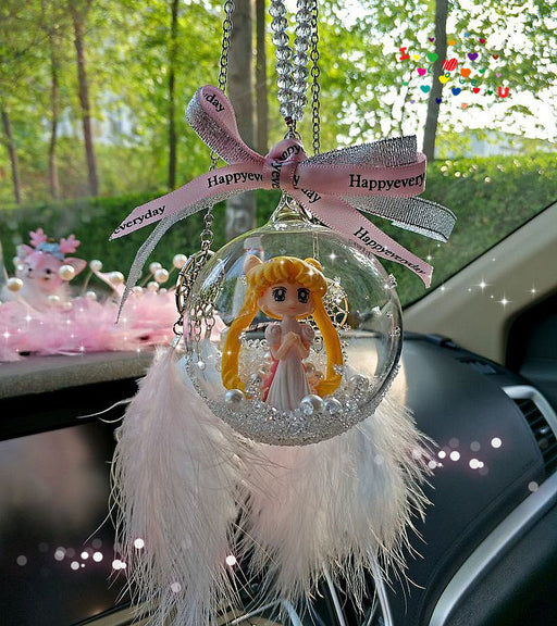 Sailor Moon Car Pendant