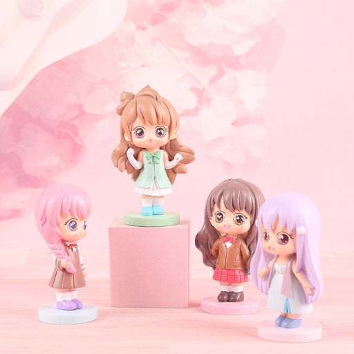 Cute Japanese Girl Honey Blind Box Figure