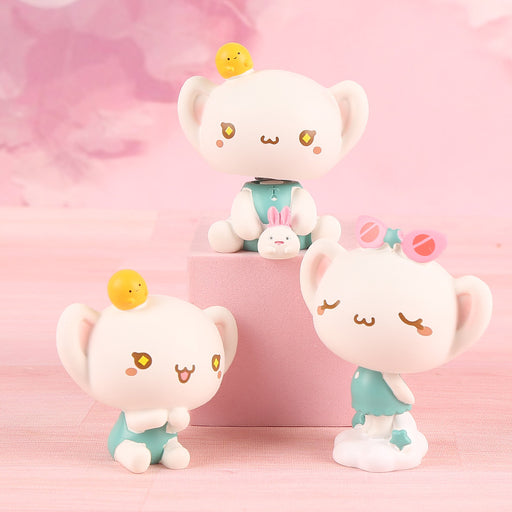 Cartoon Cute Girl Xizi Cat Blind Box Hand To Do