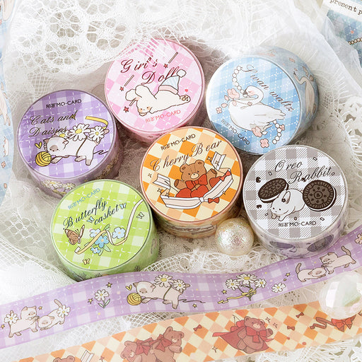 Kawaii  Japanese  Korean Fairy Garden Paper Tape