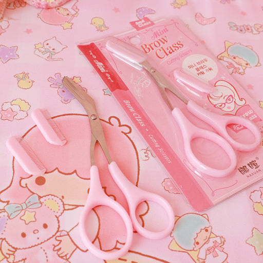 Kawaii  Japanese  Korean  -Girly Eyebrow trimmer makeup tool
