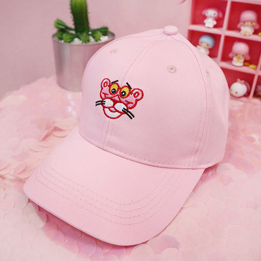 Cute japanese korean soft girl girl heart shaped cap