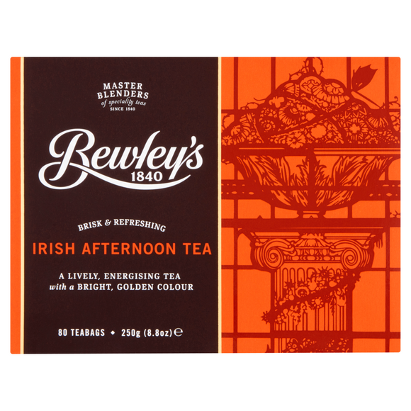 Bewley's Irish Afternoon Tea 6x80's [Regular Stock]