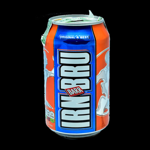 Barr IRN-BRU Cans 24*330ml [Pre-Order Stock], Pop Cans, Barr, [variant_title],HP Imports British Wholesale Distribution