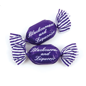 Kingsway Blackcurrant & Liquorice 3kg [Regular Stock], Kingsway, Bulk Candy- HP Imports