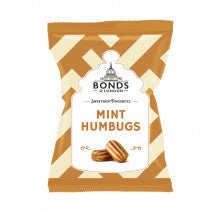 Bonds Mint Humbugs Share Bags 12x150g [Regular Stock], Bonds, Bagged Candy- HP Imports