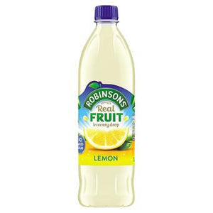 Robinsons Lemon Cordial No Added Sugar (PM) 12x1L [Regular Stock], Robinsons, Drinks- HP Imports