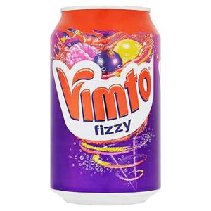 Vimto Original cans (PM) 24x330ml [Regular Stock], Vimto, Pop Cans- HP Imports